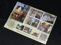 Messeflyer Baumhotel Auszeit